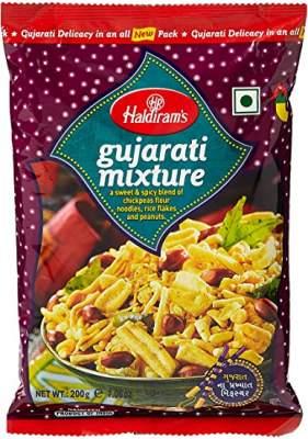 Haldiram's Gujarati Mix 200g