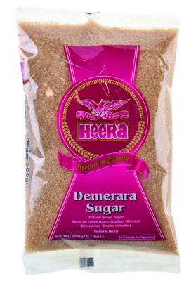 Heera Demerara (Brown) Sugar 1kg