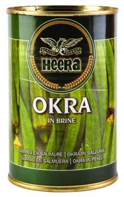 Heera Okra in Brine 400g