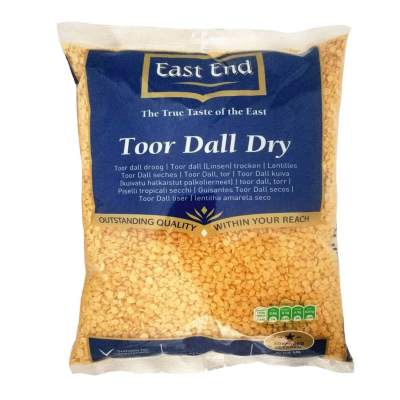 East End Toor Dall Plain 2kg