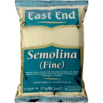 East End Semolina Fine 375g