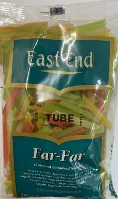East End Far Far Tubes 200g