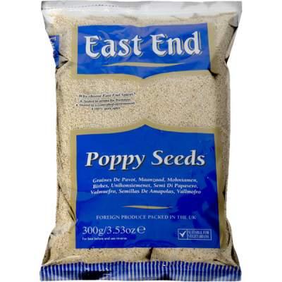 East End Poppy Seeds 300g