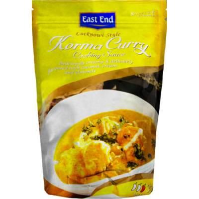 East End Korma Masala Cooking Sauce 375g