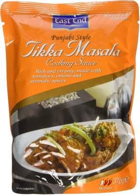 East End Tikka Masala Cooking Sauce 375g