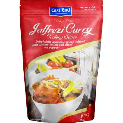 East End Jalfrezi Cooking Sauce 375g