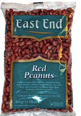 East End Red Peanuts 400g