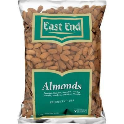 East End Premium Almonds 1kg